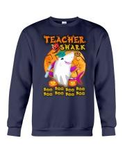 TEACHER SHARK BOO BOO BOO Crewneck Sweatshirt thumbnail