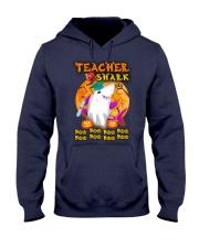 TEACHER SHARK BOO BOO BOO Hooded Sweatshirt thumbnail