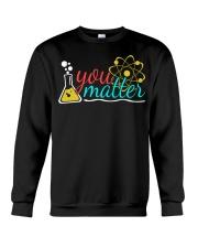 YOU MATTER Crewneck Sweatshirt thumbnail