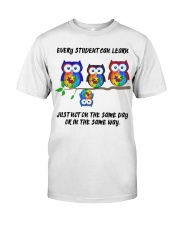Every Student can learn Classic T-Shirt front