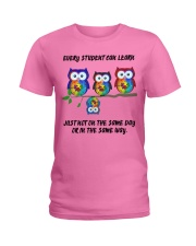 Every Student can learn Ladies T-Shirt thumbnail