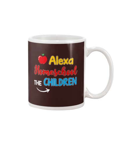 Alexa Homeschool the CHILDREN