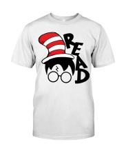 Read Classic T-Shirt front
