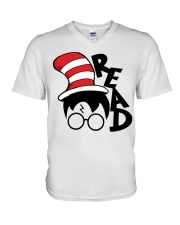 Read V-Neck T-Shirt thumbnail