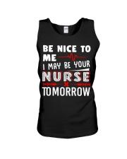 I May Be Your Nurse Tomorrow Unisex Tank thumbnail