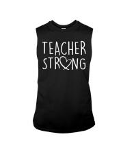 TEACHER STRONG Sleeveless Tee thumbnail