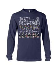 Today's forecast Teaching Long Sleeve Tee thumbnail