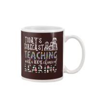 Today's forecast Teaching Mug thumbnail