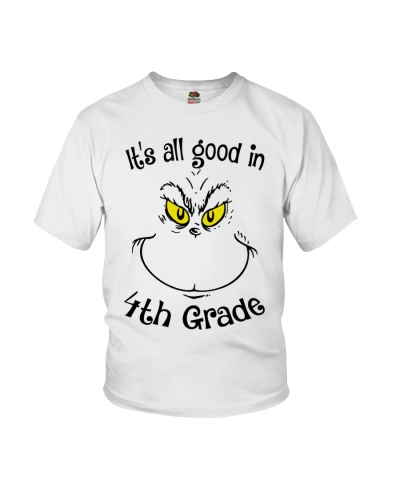 IT'S ALL GOOD IN 4TH GRADE