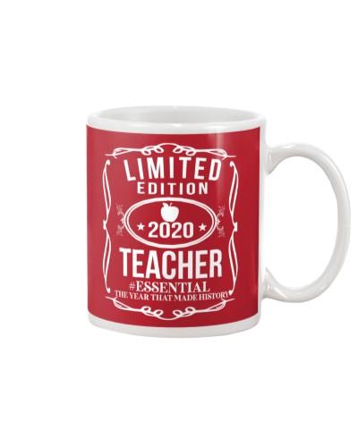 Limited Edition Teacher 2020