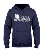 Quaranteacher est 2020 Hooded Sweatshirt thumbnail