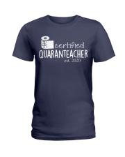 Quaranteacher est 2020 Ladies T-Shirt thumbnail