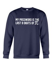 My Password is the last 8 digits of pi Crewneck Sweatshirt thumbnail