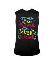 I'm a Music Teacher Sleeveless Tee thumbnail