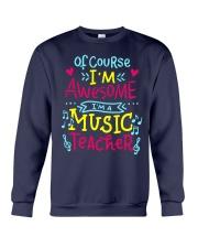 I'm a Music Teacher Crewneck Sweatshirt thumbnail