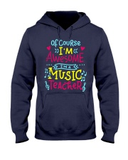 I'm a Music Teacher Hooded Sweatshirt thumbnail