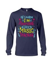 I'm a Music Teacher Long Sleeve Tee thumbnail