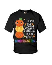 PUMPKINS KINDERGARTEN Youth T-Shirt thumbnail