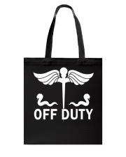 Off Duty Tote Bag thumbnail