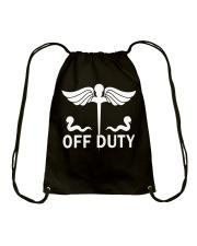 Off Duty Drawstring Bag thumbnail