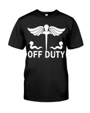 Off Duty Classic T-Shirt front
