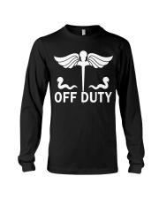 Off Duty Long Sleeve Tee thumbnail