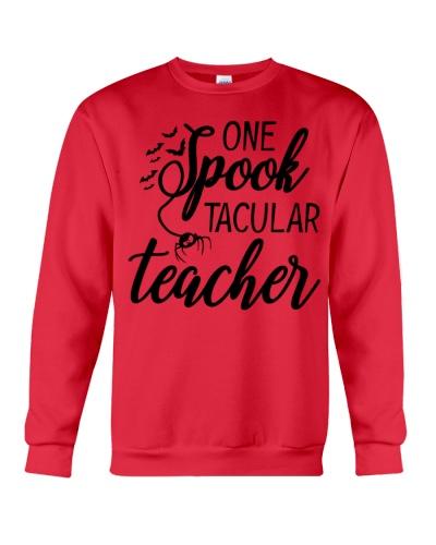 ONE SPOOK TACULAR TEACHER