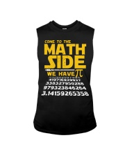 come to the math side Sleeveless Tee thumbnail