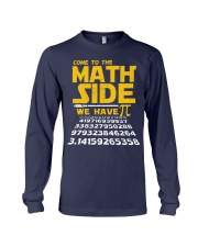 come to the math side Long Sleeve Tee thumbnail