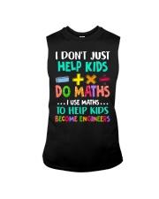 Math Help Kids Sleeveless Tee thumbnail