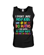 Math Help Kids Unisex Tank thumbnail