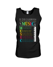 In this classroom Unisex Tank thumbnail