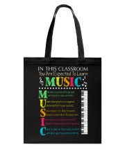 In this classroom Tote Bag thumbnail