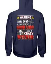 Crazy Welder Hooded Sweatshirt thumbnail