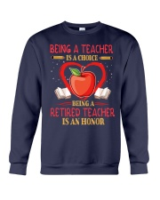 Being a teacher is a choice Crewneck Sweatshirt thumbnail