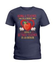 Being a teacher is a choice Ladies T-Shirt thumbnail