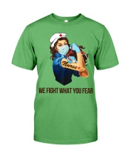 We fight what you fear Premium Fit Mens Tee thumbnail
