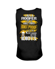 I Am A Roofer Unisex Tank thumbnail