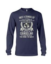 Once a Counselor Long Sleeve Tee thumbnail