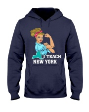 I TEACH NEW YORK Hooded Sweatshirt thumbnail