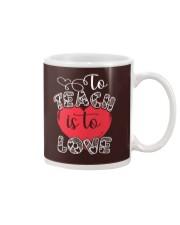 TO TEACH IS TO LOVE Mug thumbnail