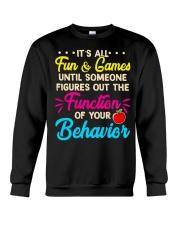 It's all fun and game Crewneck Sweatshirt thumbnail