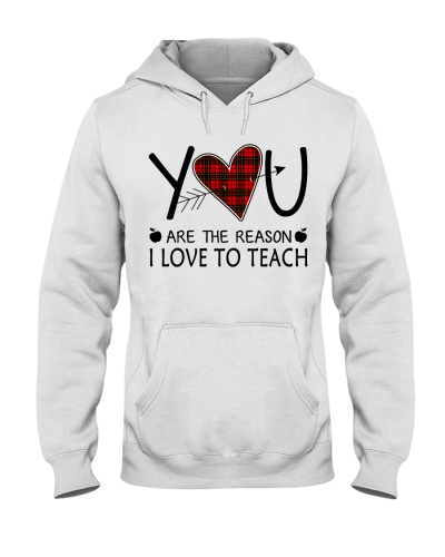 ARE THE REASON I LOVE TO TEACH