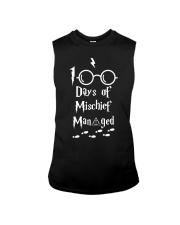 100 DAYS OF MISCHIEF MAN GED Sleeveless Tee thumbnail