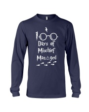 100 DAYS OF MISCHIEF MAN GED Long Sleeve Tee thumbnail