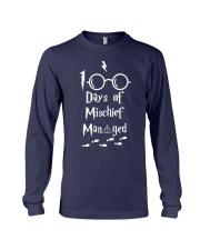 100 DAYS OF MISCHIEF MAN GED Long Sleeve Tee thumbnail