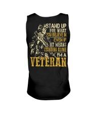 I'm A Veteran Unisex Tank thumbnail
