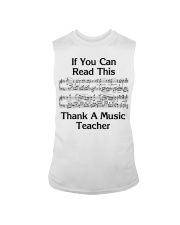 Thank a Music Teacher Sleeveless Tee tile