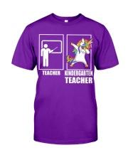 Kindergarten Teacher Classic T-Shirt thumbnail