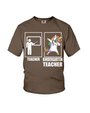 Kindergarten Teacher Youth T-Shirt front